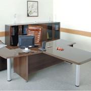 Мебель для кабинетов Серия Консул (лак) фото