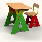 Дошкольна мебель фото
