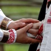 Славянская свадьба фото