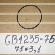 Коробка передач ZL50G Кольцо 75x3,1 (GB1235-76) фото
