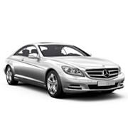 Автомобили легковые купе, Mercedes-Benz CL Class фото