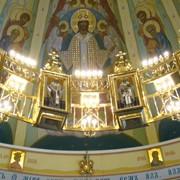 Паникадила для храмов и церквей фото