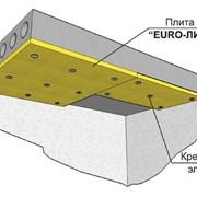 Огнезащита железобетонных конструкций, защита бетона, система ЕТ Бетон. фото