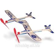 Самолёт свободнолетающий 52 Balsa Airplane Sky Strk Twn