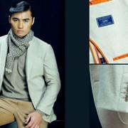 Кашемировое пальто мужское фото