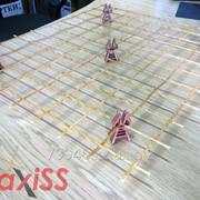 Фиксаторы (крепления) для сетки и арматуры, используется при заливки полов и др.горизонтальных поверхностей фото