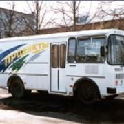 Грузопассажирский ПАЗ-32053-20 фото