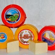 Сыр Костромской сычужный фото