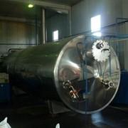 Автоматическая система управления непрерывной линии дезодорации растительного масла фото