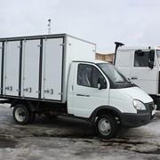 Хлебный фургон ГАЗ-3302 на 128 лотков