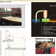 Технологическая линия по производству прошивных матов фото