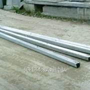 Опора, стойка бетонная УБ-1, 800x800x400мм фото