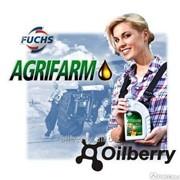 Тракторное масло FUCHS AGRIFARM STOU 10W30 205L API CD/SG/GL-4 LS/HVLP-D 3 фото