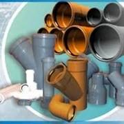 Трубы канализационные Польша, 1-ый поставщик фото