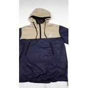 Анорак мужская демисезонная куртка фото