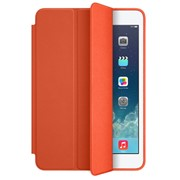 Apple Чехол Apple iPad mini Smart Case (оранжевый, кожаный) фото