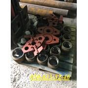 Плиты крепления роликов (без регуляторов) ОГМ 1.5  фото