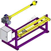 Станок для намотки рулонных материалов СНРМ 1-100П фото