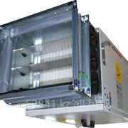 Отопительно-вентиляционная приточная подвесная установка CPK-0-W фото