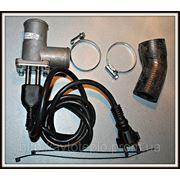 Подогреватель двигателя 220в с помпой для ваз 245
