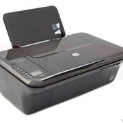 Струйный МФУ Hewlett-Packard DeskJet 3050 J610a CH376C, Цветная печать, A4 фото