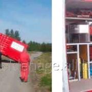 Система ликвидации разливов нефти при быстром течении воды frs 1176 фото