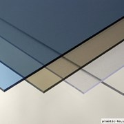 Акриловое стекло (Оргстекло) 2-8 мм. Большой выбор. фото
