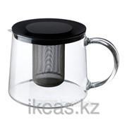 Чайник заварочный, стекло РИКЛИГ фото