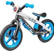 Беговел в стиле трюкового Chillafish BMXie-RS синий фото