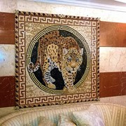 Римская мозаика ручной работы фото