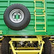 Прицеп тракторный самосвальный 2ПТС-6,5 фото