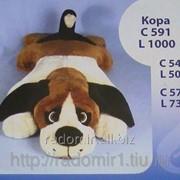 Мягкая игрушка Собака Кора-1 С545 фото