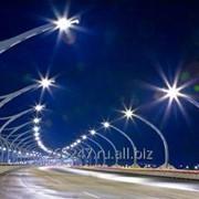 Услуга проектирование дорожного освещения фото