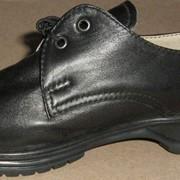 Туфли кожаные женские фото