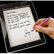 Стилус Touch Pen для iPad, iPad 2, iPhone и iPod фото