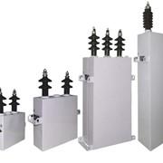 Конденсатор косинусный высоковольтный КЭП3-6,6/√3-208-2У1 фото