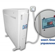 Нагреватели Парокапельного типа - ПКН с электронным блоком управления металлические сварные, мощность: 1,0кВт; 1,5кВт