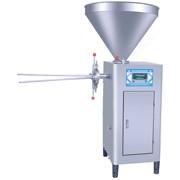 Механический шприц для производства колбасы холодного копчения, Оборудование мясоперерабатывающее фото