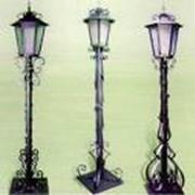 Ковка фонарей( подвесные, парковые) фото