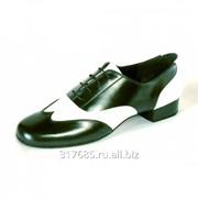Туфли для стандарта Dancefox MAS-014 фото