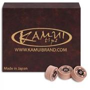 Наклейка для кия Kamui Snooker Original ø11мм Medium фото