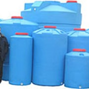 Ёмкости Накопительные для питьевой воды из пищевой нержавеющей стали (12Х18Н10Т) и пластика, любых размеров и конфигураций, по желанию закзчика. фото