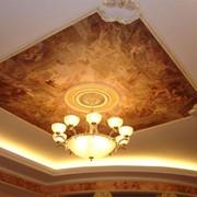 Фреcки, роспись стен и потолоков фото