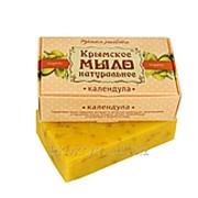 Крымское мыло натуральное календула фото
