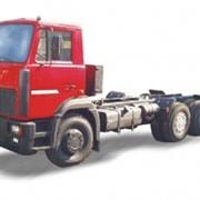 Шасси МАЗ-6303А5-349