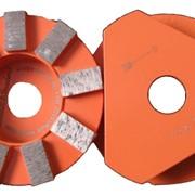 Фрезы для мозаично-шлифовальных машин СО-101, СО-111, СО-199, СО-279, СО-300, СО-307, СО-313, GM-122, GM-122G, GM-245 фото