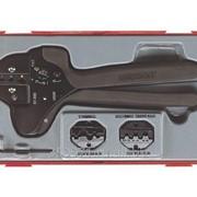 Клещи обжимные в наборе Teng Tools TTCP04 фото