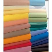 Холстопрошивное полотно вискозное цветное фото
