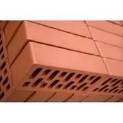 Кирпич керамический утолщенный рядовой фото