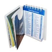 Буклеты: Z-CARD®. Формат-Z-книжка фото